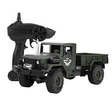 JJRC Q62/Q63/Q64 1:16 RC 6WD Simulation Transporter Toy Car RC Model ...