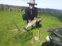 march 2017 fly fishing sussex