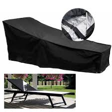 Threshold Patio Furniture Covers by Patio Chaise Lounge Covers Amazon Com