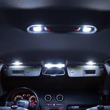 100 Led Interior Lights For Trucks Audi A5 S5 LED Bulbs Kit XENON WHITE LED INTERIOR LIGHTS