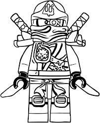 Printable Ninjago Coloring Pages Fresh 23 Zane Rebooted Of