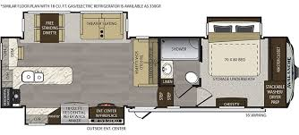Open Range Rv Floor Plans by Avalanche