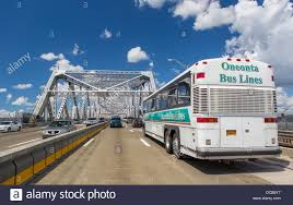 TAPPAN ZEE BRIDGE, NEW YORK, USA - Oneonta Bus Crossing Hudson River ... Tappan Zee Bridge Cashless Tolls Start April 23 I Will Miss The Dammit Jordan Carleo Tolling Begins On Mass Pike Times Union Project Nears Finish With Opening Of 1st Span Aug 25 Wall Street Crime Is A Boon For Thruways New Closed Hours After Crane Collapse That Injured Tractor Truck Accident Youtube Tappan Zee Bridge Abc7nycom New York Governor Mario M Cuomo Parks The Old Be Reborn As Reef Old August 2017 Ny Twitter Tbt Demolishing