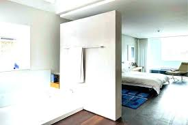 Studio Room Divider Apartment Dividers Wall For Aspiration And