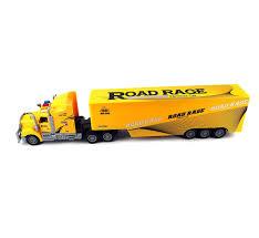 100 Remote Control Semi Truck With Trailer Heavy Duty Cargo Electric RC