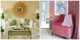 Bright Colors For Spring Time In Your Home