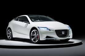 Honda Sports Car List