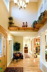 Decorating High Walls Ceiling Wall Decor Ideas Best On