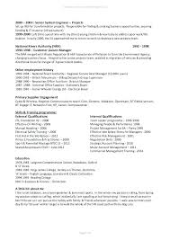 Program Manager Resume Example It Project Management Sample