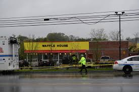 Four Killed By Nude Gunman At Nashville Waffle House | FinanceTime