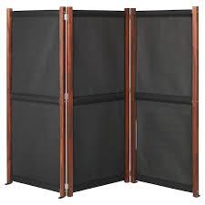slättö sichtschutz außen schwarz braun las 211x170 cm