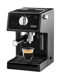 DeLonghi ECP3121 Italian Traditional Espresso Coffee Maker Black