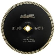 Rigid 7 Tile Saw Blade by Ridgid 7 In Premium Tile Diamond Blade Hd Cj70p The Home Depot