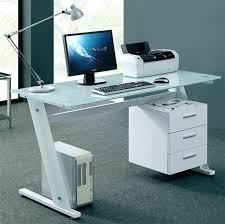desk staples canada glass computer desk staples tempered glass