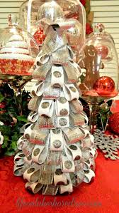 How To Decorate Banister For Christmas With Mesh Ribbon ... Christmas Decorating Ideas For Porch Railings Rainforest Islands Christmas Garlands With Lights For Stairs Happy Holidays Banister Garland Staircase Idea Via The Diy Village Decorations Beautiful Using Red And Decor You Adore Mantels Vignettesa Quick Way To Add 25 Unique Garland Stairs On Pinterest Holiday Baby Nursery Inspiring The Stockings Were Hung Part Staircase 10 Best Ideas Design My Cozy Home Tour Kelly Elko