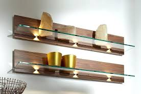 Industrial Hanging Shelves Rustic Pipe For The