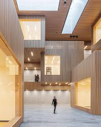 100 Atrium Architects A Stunning University Atrium The Carefully Cladded Oak