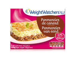 plat cuisiné weight watchers le parmentier de canard weight watchers surgelés de heinz