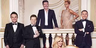 Halloween Wars Judges Names by Britain U0027s Got Talent Simon Cowell Says David Walliams Is Biased
