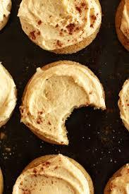 Healthy Light Pumpkin Dessert by Vegan Pumpkin Sugar Cookies Minimalist Baker Recipes