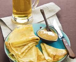 crêpes à la bière parfumées recette de crêpes à la bière