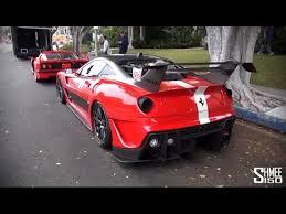 100 Ferrari Truck Dream Enzo 599XX F50 F40 288 GTO Video Dailymotion