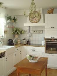 Country Style Kitchen Clock
