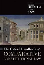 Oxford University Press Uk Exam Copy by The Oxford Handbook Of Comparative Constitutional Law Hardcover