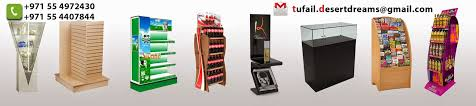Innovative Display Stand With Variety Of Quality And Design Attraction Creative Wooden Displayd Stands