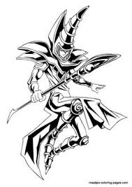 Best Yugioh Coloring Pages