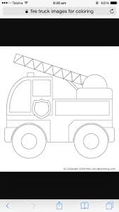 Fireman Pumpkin Carving Stencils by 9 Best Rescue Vehicles Coloring Pages Images On Pinterest