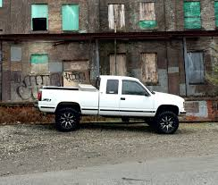 100 Where Are Chevy Trucks Built Lifted White 94 Gmc Sierra35s BUILT NOT BOUGHT My Toys