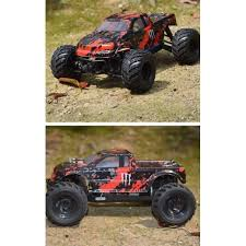 Rampage BigFoot Monster Off Road RC - Best RC Toys For Kids - RC City Us