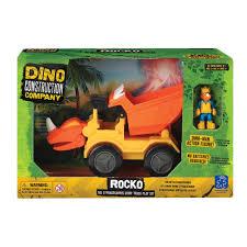 100 Truck Loader 3 Cool Math Dino Construction Company Play Sets Rocko Styracosaurus Dump
