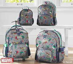 Marvel™ Backpacks | Pottery Barn Kids AU Pottery Barn Star Wars Bpack Survival Pinterest New Kids Batman Spiderman Or Star Wars Small Mackenzie Blue Multicolor Dino For Your Vacations Ltemgtstar Warsltemgt Droids Wonder Woman Mini Prek Back Pack Cele Mai Bune 25 De Idei Despre Wars Bpack Pe Play Cstruction Bpacks Rolling Navy Shark