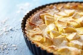cuisine tarte aux pommes recette de tarte normande aux pommes facile et rapide