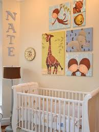 Kids Room Decoration Zoo