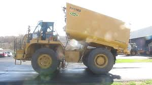 Caterpillar 772 Rigid Frame Water Truck With 11,000 Gallon Tank ... Curry Supply Onroad Water Truck Front Spray Heads In Action Youtube Rs2000 Ming Carts Trucks Australia Shermac Company Kwt2 Knapheide Website For Film Production Elliott Location Equipment Buy Deflector Fan Spray Head Online At Access Parts 1999 Caterpillar 769d Water Truck Onroad Trucks Hamilton 3 Side Assembly Sprayers Accsories 4000 Gallon Tank Ledwell Offroad Articulated