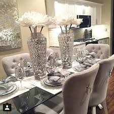 Dining Table Centerpiece Ideas Room Decorating Throughout Elegant
