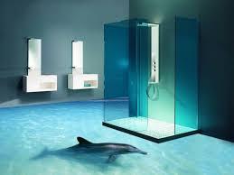 3d badezimmerboden 55 fotos gestaltungsmöglichkeiten im