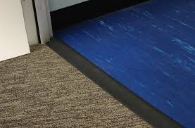 Flooring Transition Strips Wood To Tile by Rubber Floor Ramps Easy Install Floor Transitions