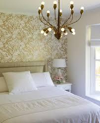 tapeten für schlafzimmer 26 ideen für akzentwand mit deko