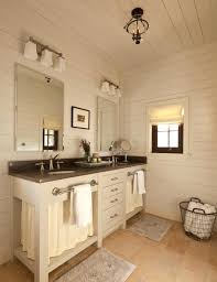 Shabby Chic White Bathroom Vanity by Shabby Chic Bathroom Vanity Lighting Bath Ceiling Light The