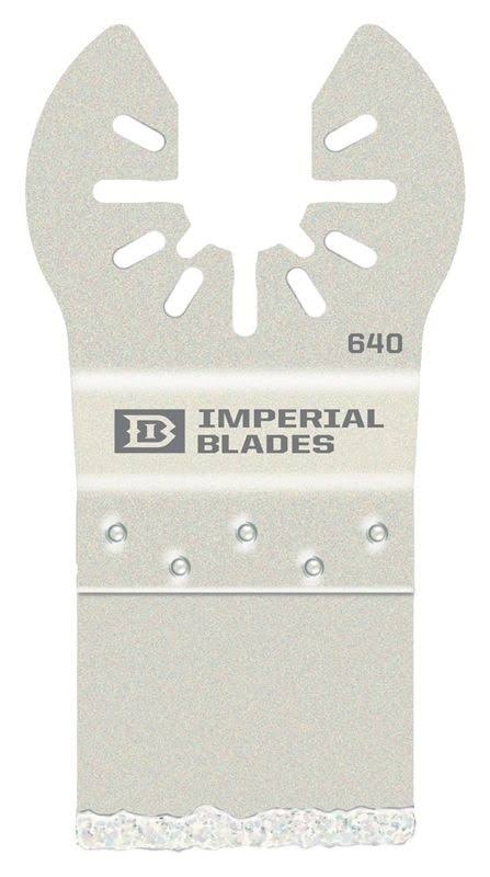Imperial Blades One Fit Carbide Grout Oscillating Blade