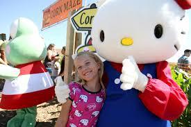 Clayton County Pumpkin Patch by Hello Kitty And Her Sanrio Friend Visit Grand Opening Of Tanaka