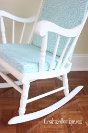 Grandpa's Rocking Chair Brightened Up For New Baby Nursery ... Part One Christmas In Heaven Poem With Chair Mainstays White Solid Wood Slat Outdoor Rocking Chair Better Homes Gardens Ridgely Back Mahogany Grandpas Brightened Up For New Baby Nursery Custom Made Antique Oak By Jp Designbuild Naomi Home Elaina 2seater Rocker Cream Microfiber John Lewis Partners Hendricks Light Frame Stanton French Grey Animated Horse Girl Rosie Posie Wooden Chiavari Chairs Silver 800