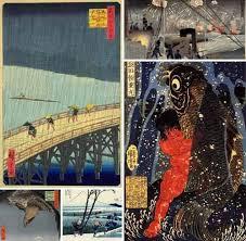 10 Stunning Japanese Woodblock Prints