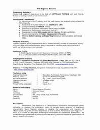 5 Years Experience Resume Format 32 Fresh Sample For Software Engineer With 3