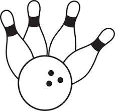 bowling clip art 14 300—288 4 h Pinterest