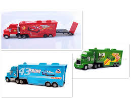 Cars 2 Mack Chick Hauler Thai Pixar Car Lightning Hick Truck Toy Car ... Cars 2 Mack And Wally Hauler Exclusive Semi Trucks Disney Pixar Truck Paulmartstore Buy Disneypixar Large Scale Online At Low Toys In India 2013 Deluxe Mattel Diecast 3 Mack Truck With Trailer Jada 124 Walmart Exclusve Ebay World Of Prsentation Du Personnage Mac Rusteze Lightning Mcqueen Carry Case Big 24 Diecasts Tomica Semi Cab Bachelor Pad Playset Transporter Diecast Vehicle 155